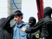 poprava v Íránu
