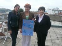 Osoby představující pro veřejnost kampaň Missing Children