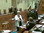 senátoři  a ministryně Stehlíková v jednání o podpoře zákona