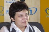 Džamila Stehlíková v radiu Frekvence 1