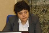 Džamila Stehlíková na jednání o prevenci násilí