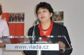 Z tiskové konference k vydání tezí věcného záměru zákona o veřejně prospěšných organizacích