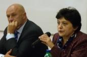 Džamila Stehlíková a Tomáš Julínek