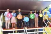 S Vladimírem Špidlou a dalšími v průběhu kampaně Recpect Evropského roku interkulturního dialogu
