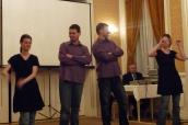 Tichá hudba v Lichtenštejnském paláci
