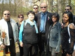 Den Romů v Chomutově 2009