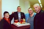 Česká společnost AIDS pomoc slaví 20 let