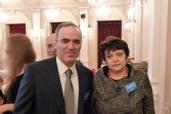 Garri Kasparov hostem konference Forum 2000 v Praze