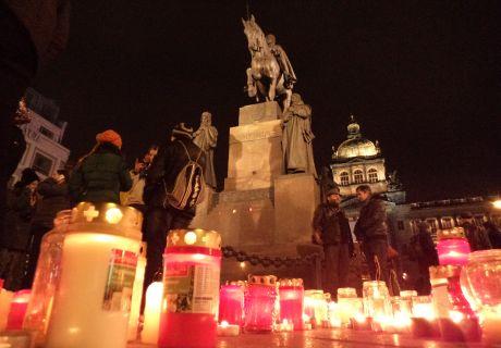 Nevyhasneme! Výročí sebeupálení Jana Palacha