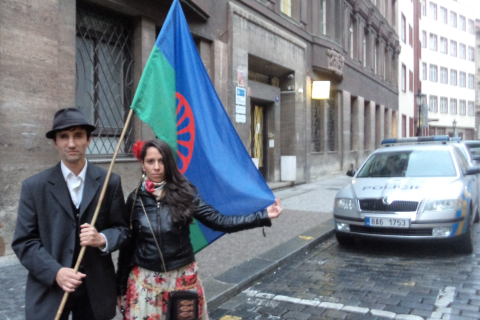 Dnešní cesta romské hrdosti prochází skrze Lety