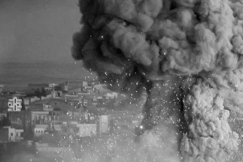 Válka v Sýrii