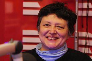 Džamila Stehlíková v Českem rozhlase