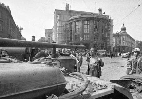 Bratislava 21. srpna 1968